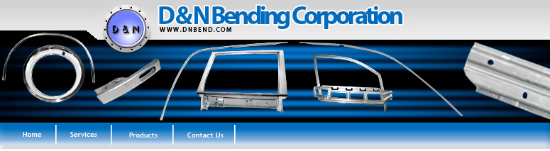 D & N Bending - Home Page